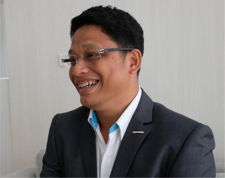 タイ・ASEANにおける医療介護ベッド分野のトップブランドを目指す